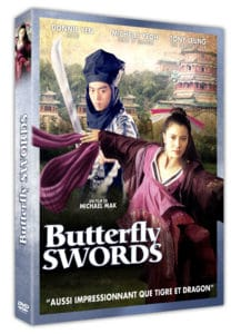 DVD Butterfly Swords